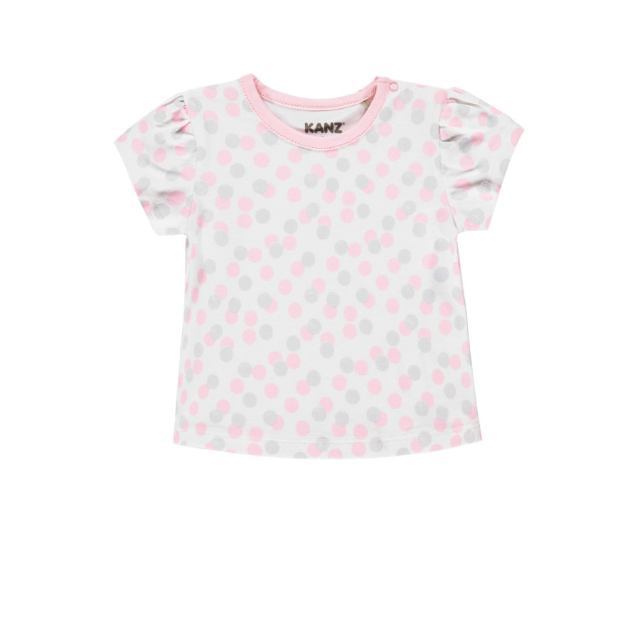 KANZ T-shirt pour bébé |multi allover color ed