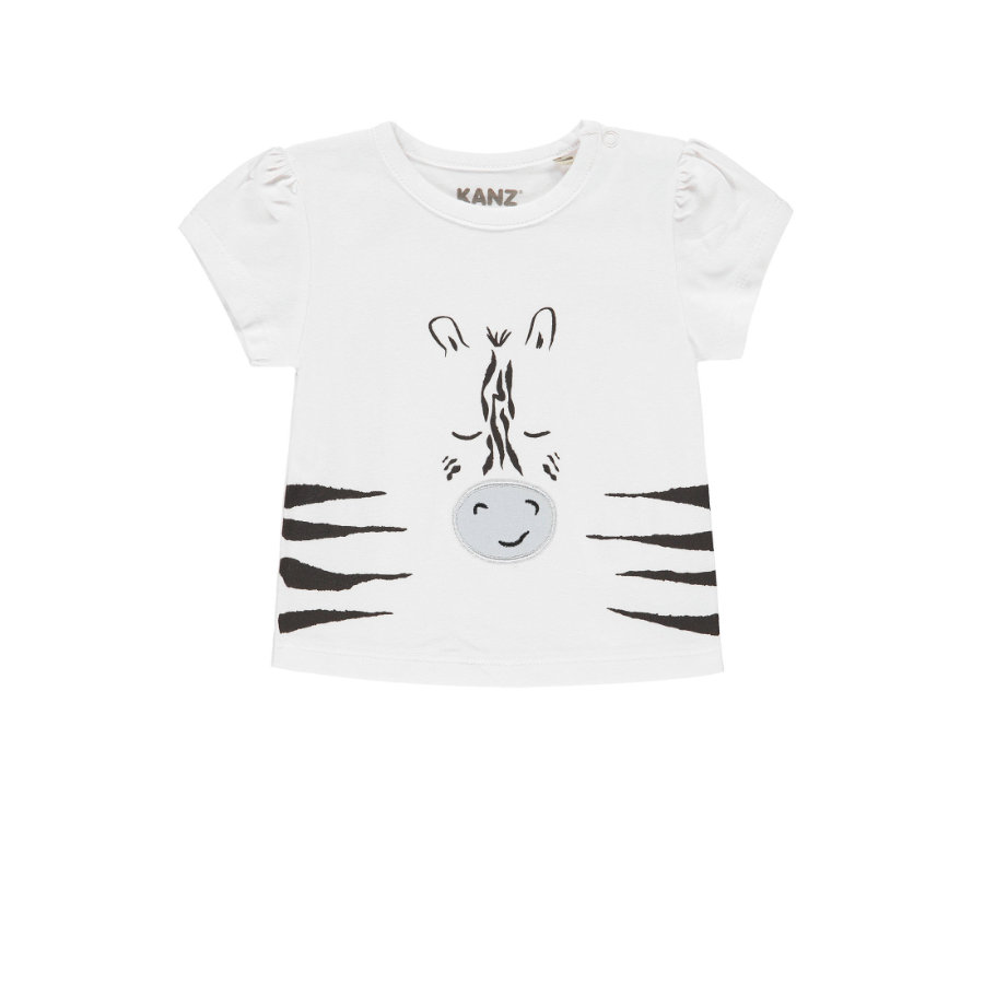 KANZ Baby T-Shirt bright white|white