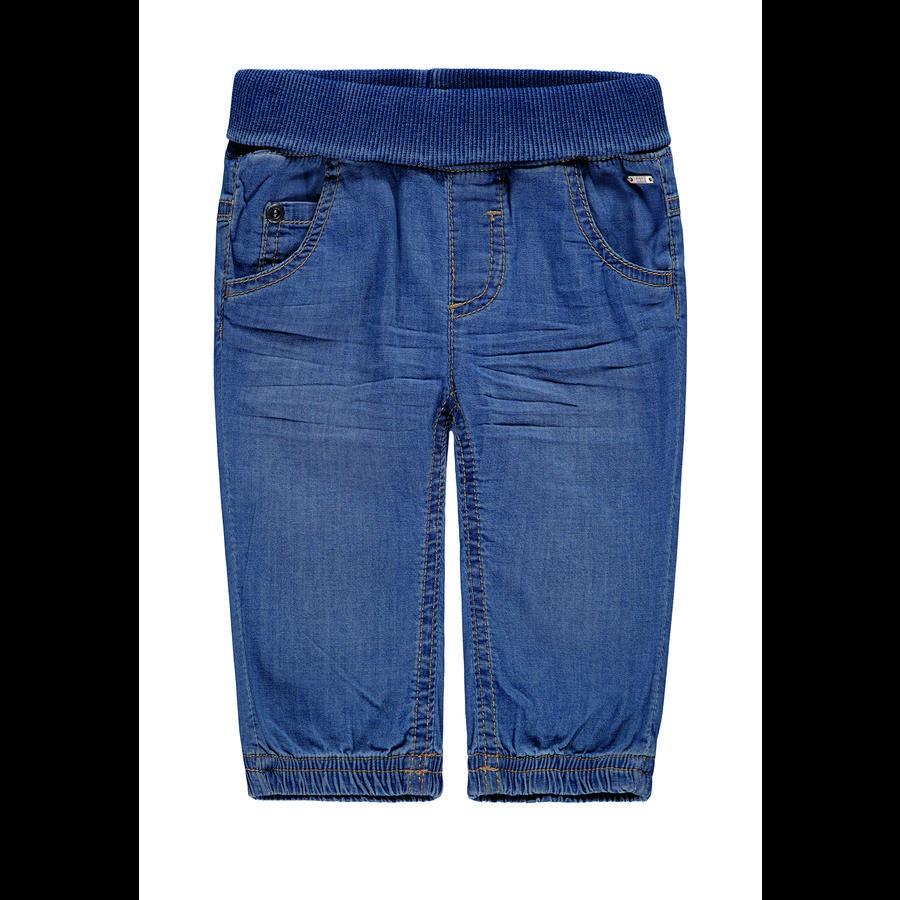KANZ Babybukser lyseblå denim | blå