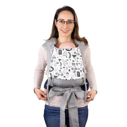 LIMAS Porte-bébé dorsal ventral Aventure