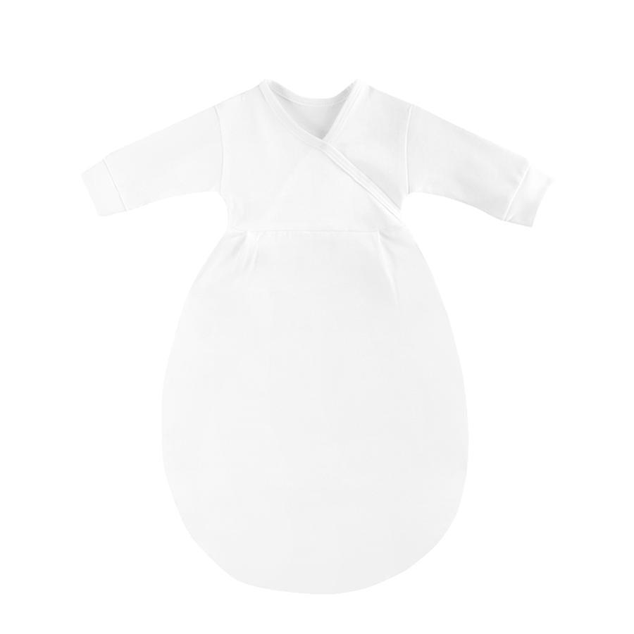 JULIUS ZÖLLNER wewnętrzny worek do śpiwora kombi Przytulny uni biały