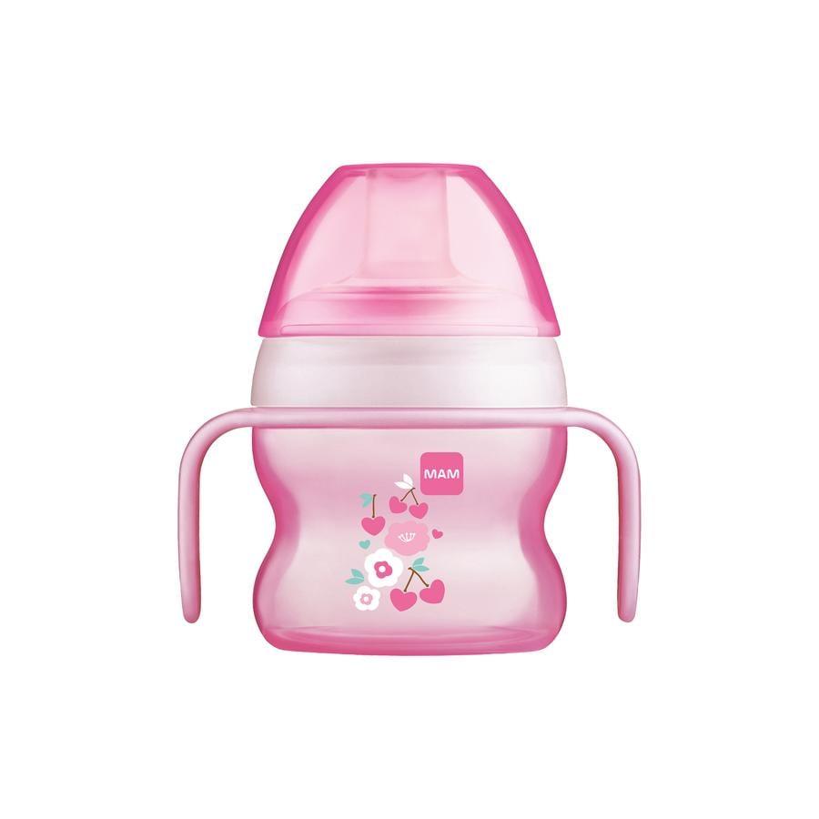 MAM Becher Starter Cup rosa 150 ml
