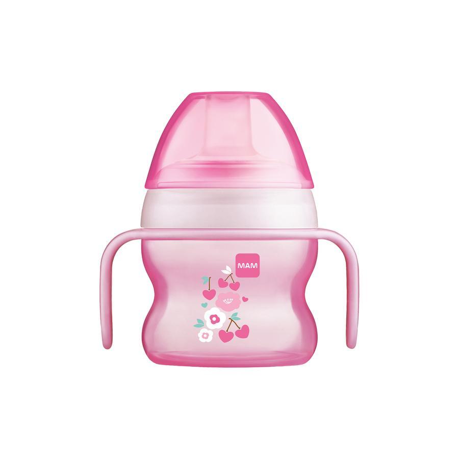 MAM Krus Starter Cup rosa 150 ml
