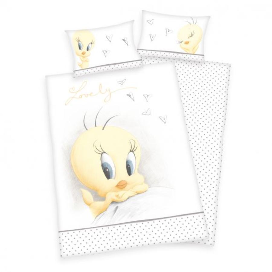 HERDING Bettwäsche Looney Tunes 100x135 cm