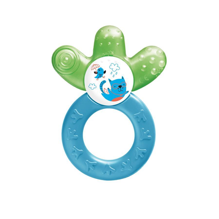 MAM Kühlbeißring Cooler New blau / grün ab 4 Monaten