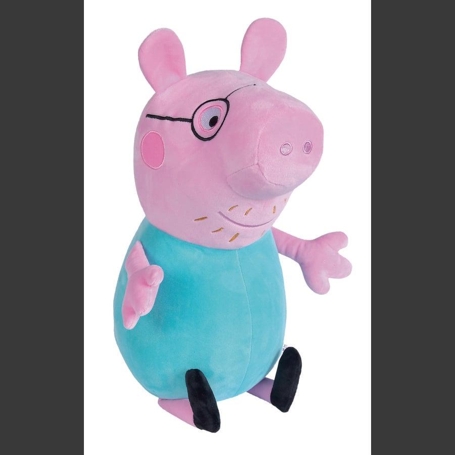 Simba Peppa Pig™ pluszowy tata Wutz, 37 cm