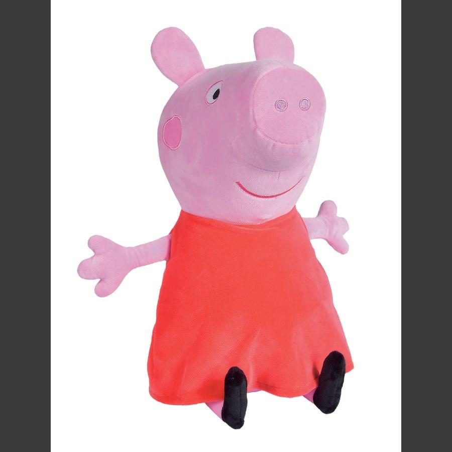 Simba Peppa Pig ™ plys Peppa, 33 cm