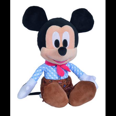 Simba Disney Lederhosen Mickey, 25 cm