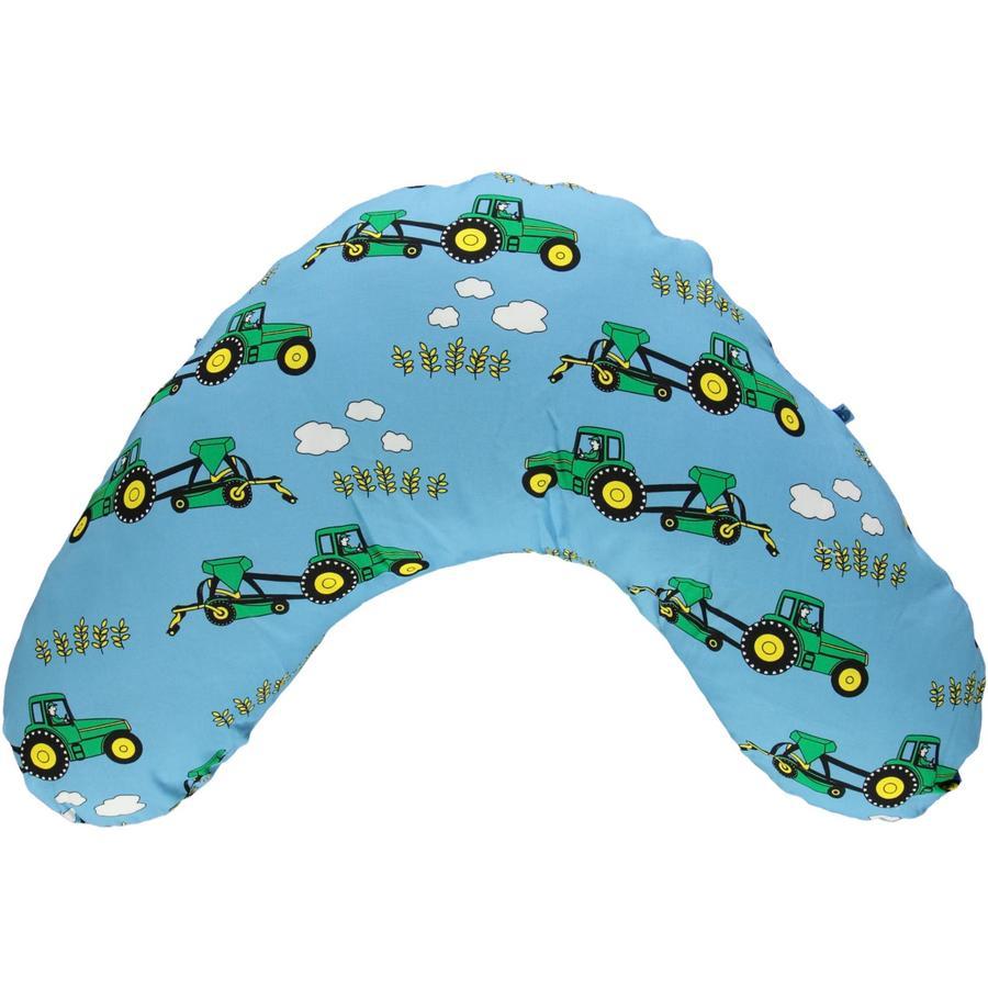 Smafolk sykepleierpute med deksel Traktor Blue Grotto