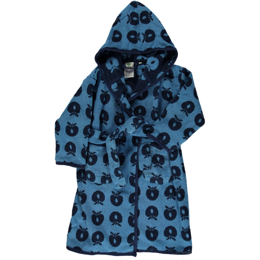Smafolk Badjas Appelblauwe Grot