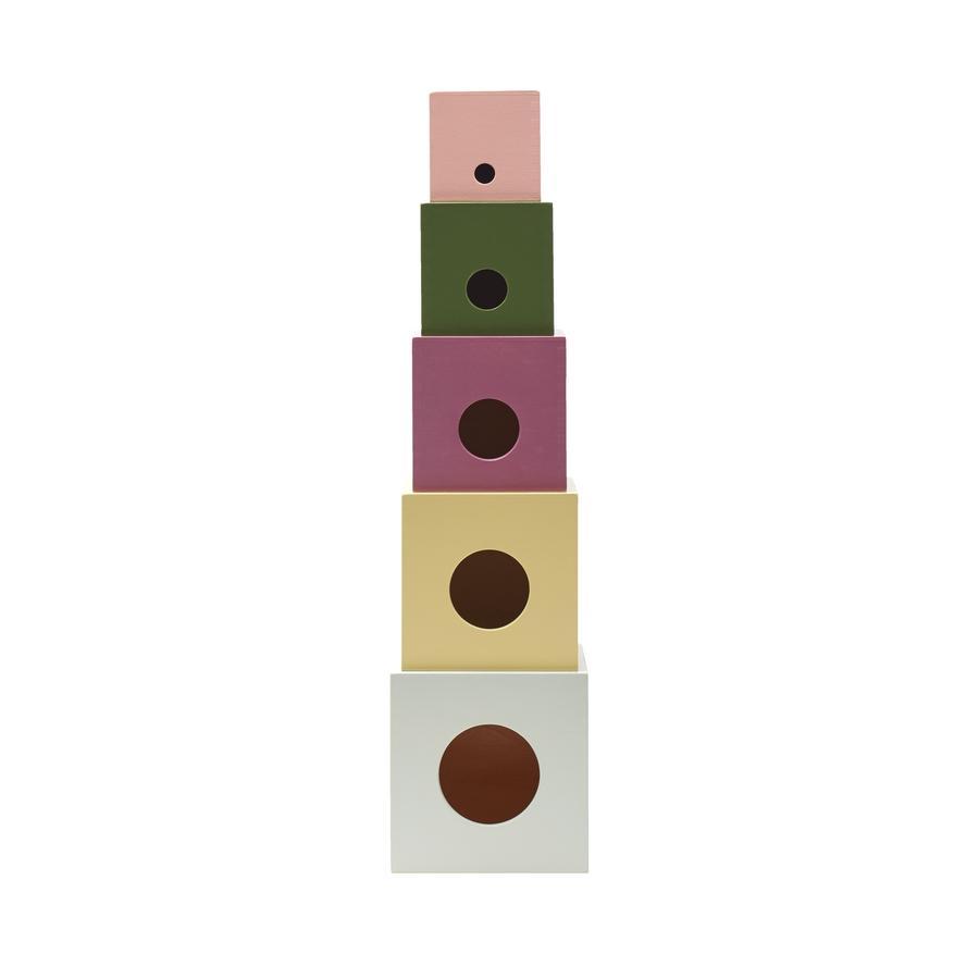 Kids Concept ® Cubo de apilamiento Edvin