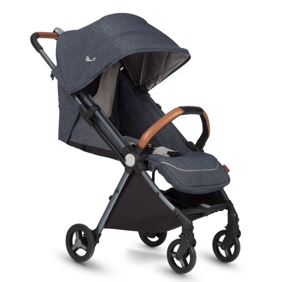 Silver Cross Buggy Jet Special Edition Orkney blauw