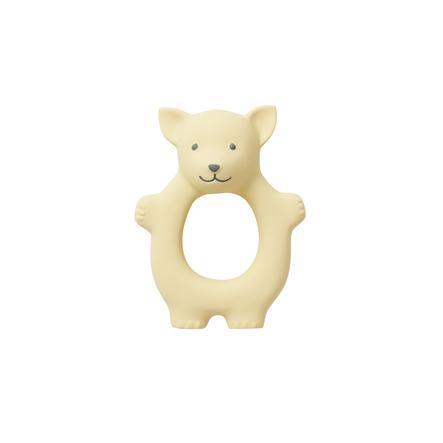 Kids Concept ® Bijtring Fuchs 10, natuurlijk