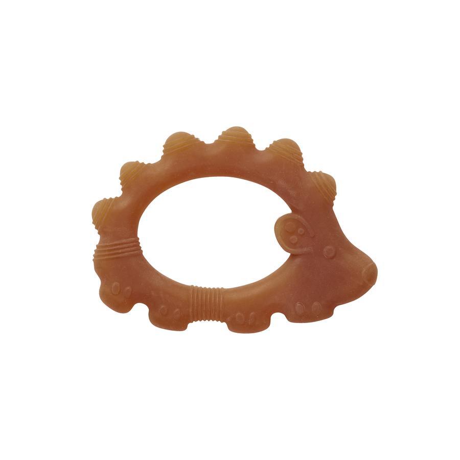 Kids Concept ® Kousací kroužek ježek 10 cm, bílý