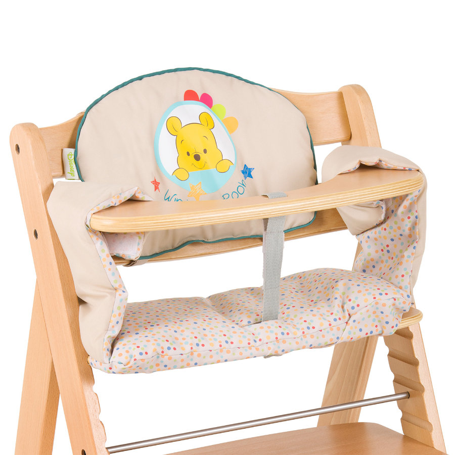 hauck Coussin pour chaise haute Deluxe Winnie Ready to Play