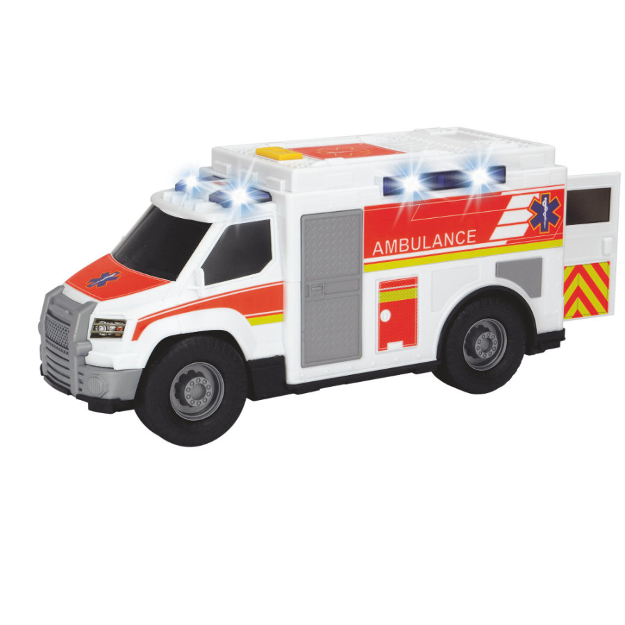DICKIE Toys Medische Auto