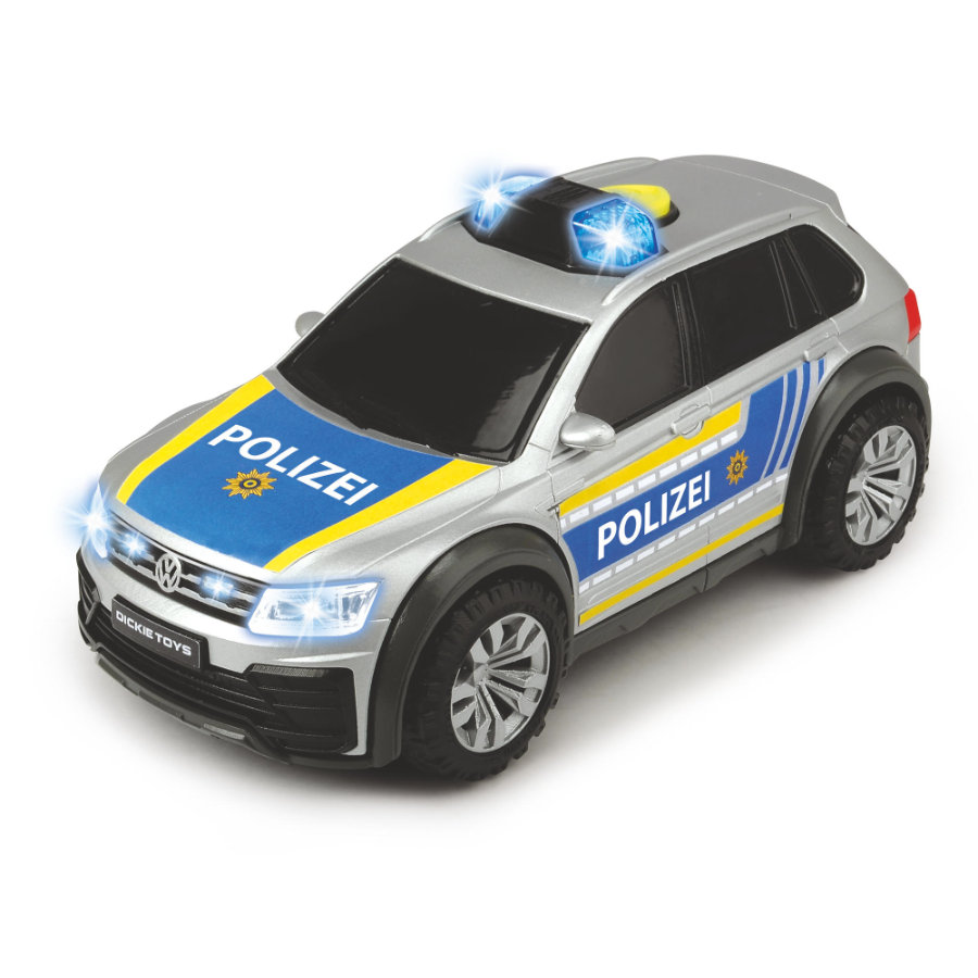 DICKIE Legetøj VW Tiguan R-Line Police