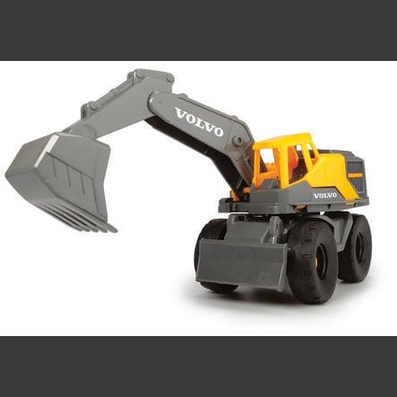 DICKIE Toys Excavatrice enfant Volvo On-site
