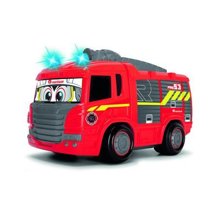 DICKIE Toys Voiture radiocommandée camion de pompier Happy Fire Truck
