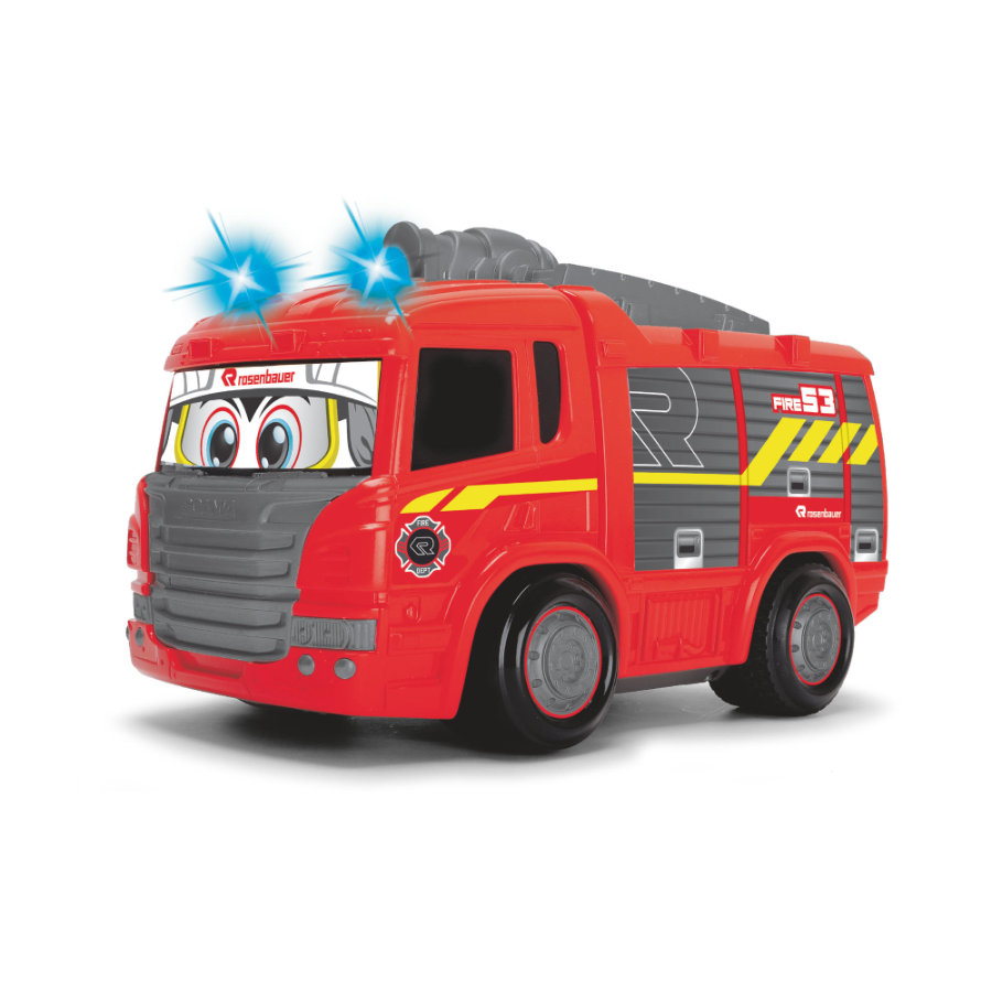 DICKIE Giocattoli Happy Fire Truck