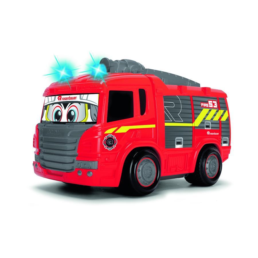 DICKIE Toys Happy brandweerwagen