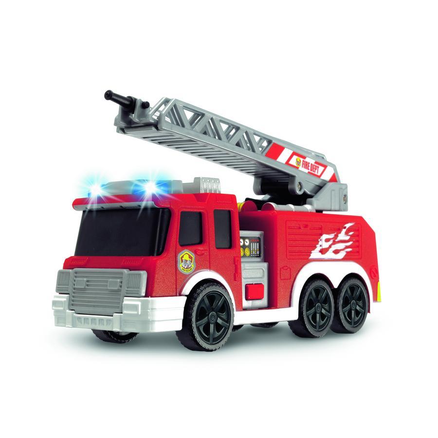 DICKIE Toys Camion pompier enfant Mini Action