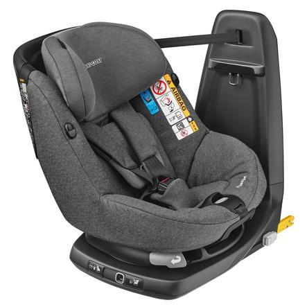 Sparkling Grey drehbarer Kindersitz 61-105 cm 4 Jahre grau Maxi-Cosi AxissFix-Kleinkindersitz 4 Monate