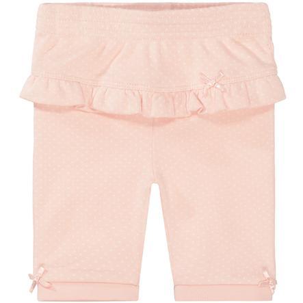 STACCATO  Girls Spodnie blush wzorzyste