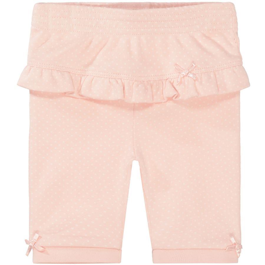 Dívčí kalhoty STACCATO červenající se vzorem