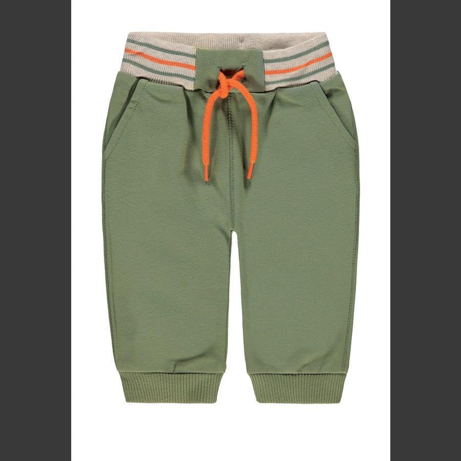 KANZ Pantalons de survêtement pour garçons, huile  olive