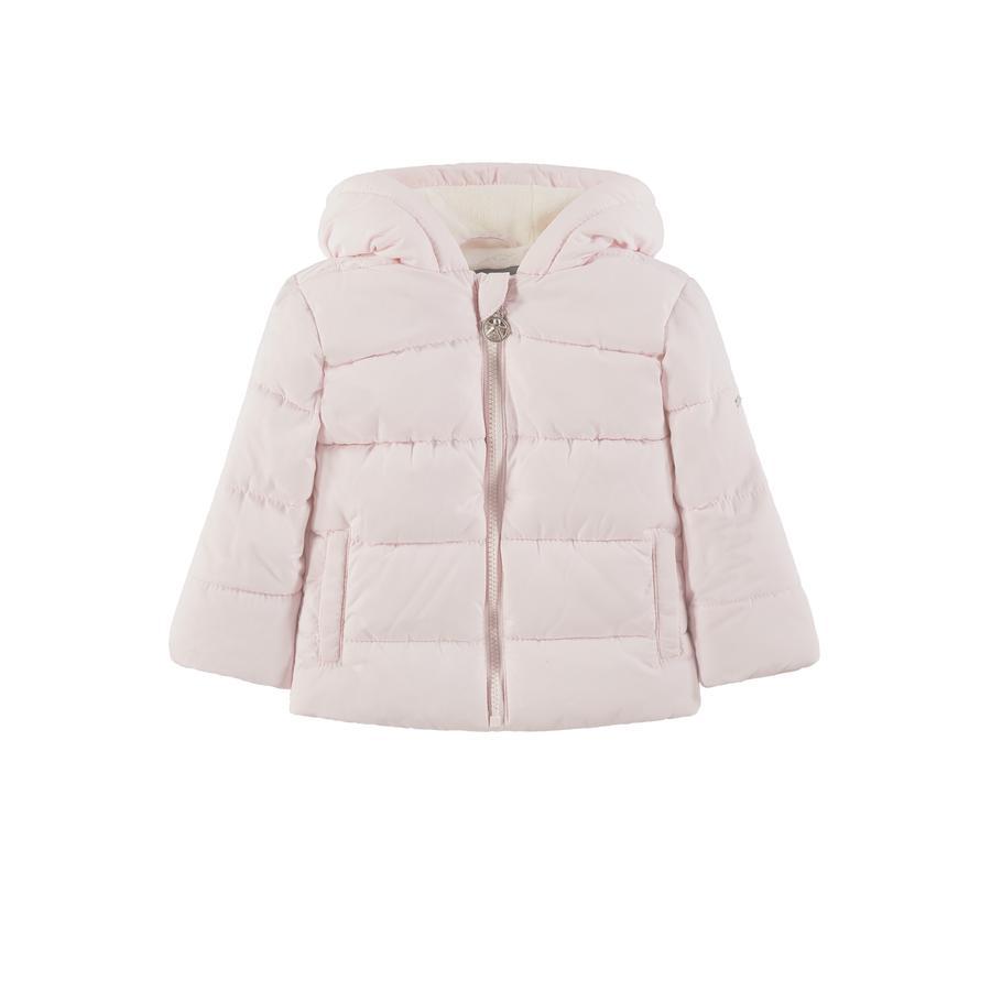 KANZ Girls giacca a vento con cappuccio, rosa