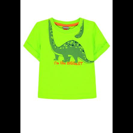 KANZ Camiseta de niño, ponche de lima... green