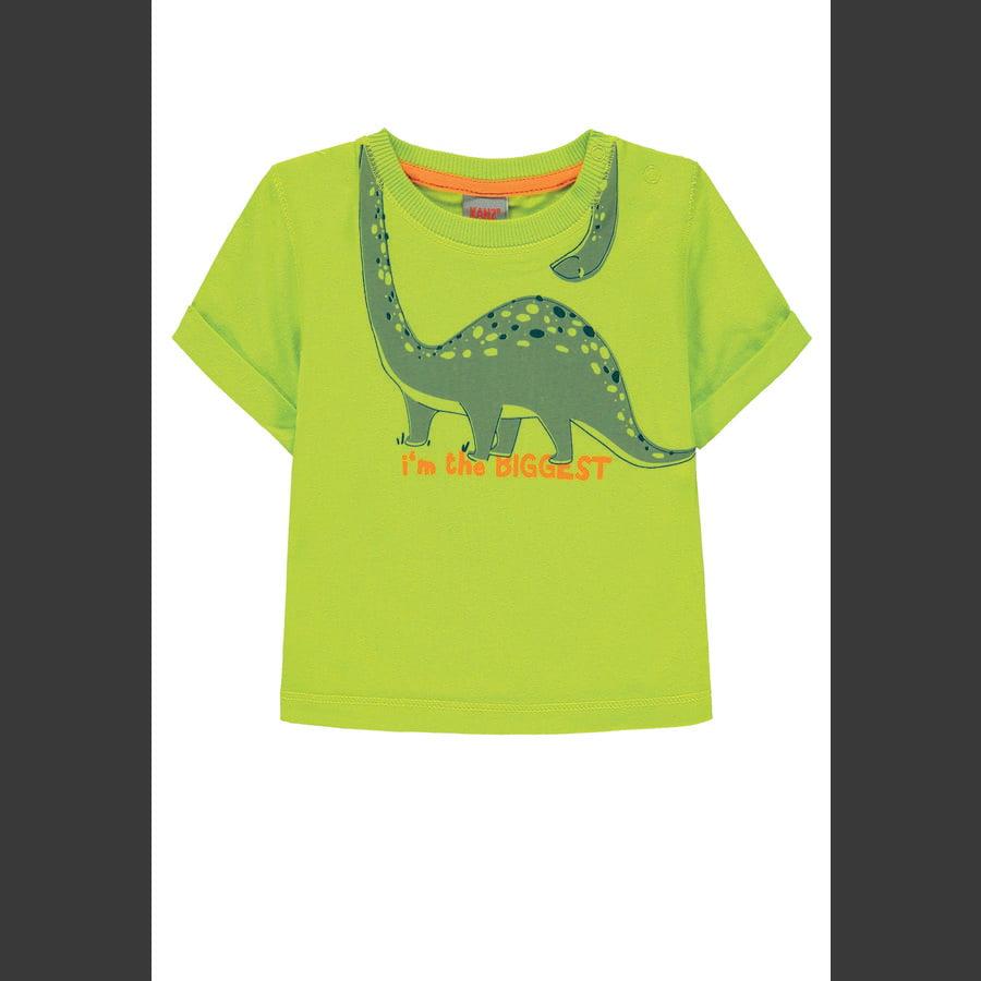 KANZ Gutter T-skjorte, lime punch | grønn