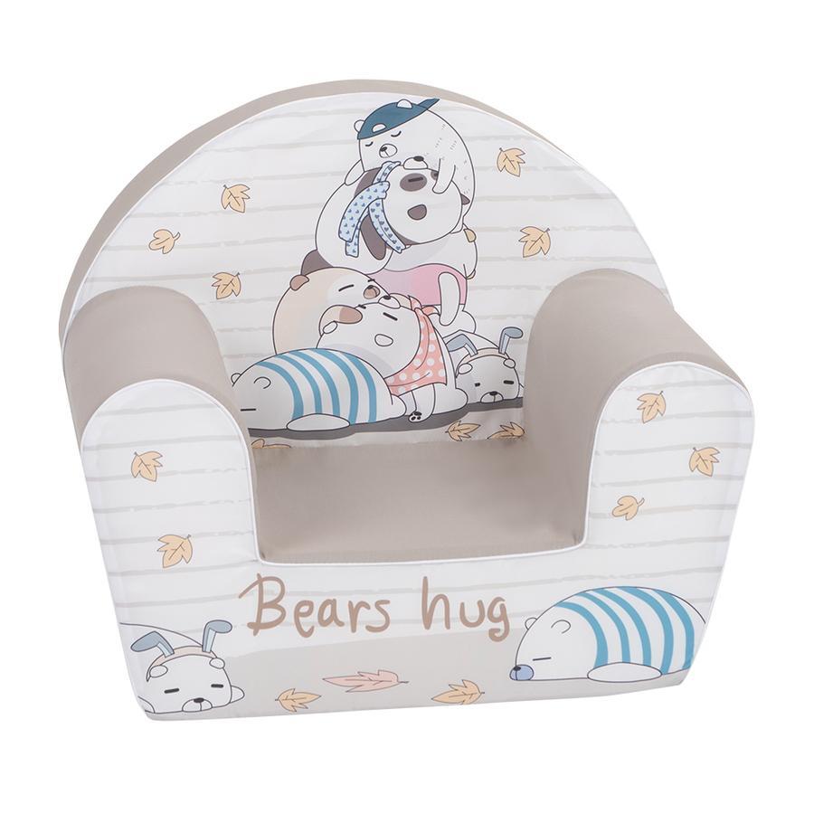 knorr® toys Kindersessel - Bears hug