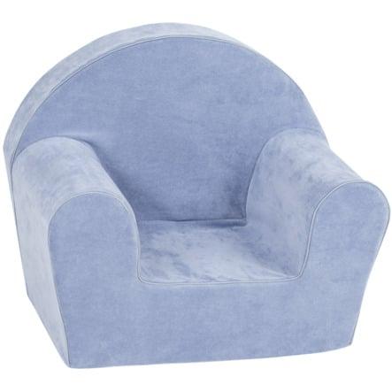 zabawki knorr® krzesełko dziecięce - Miękkie niebieskie