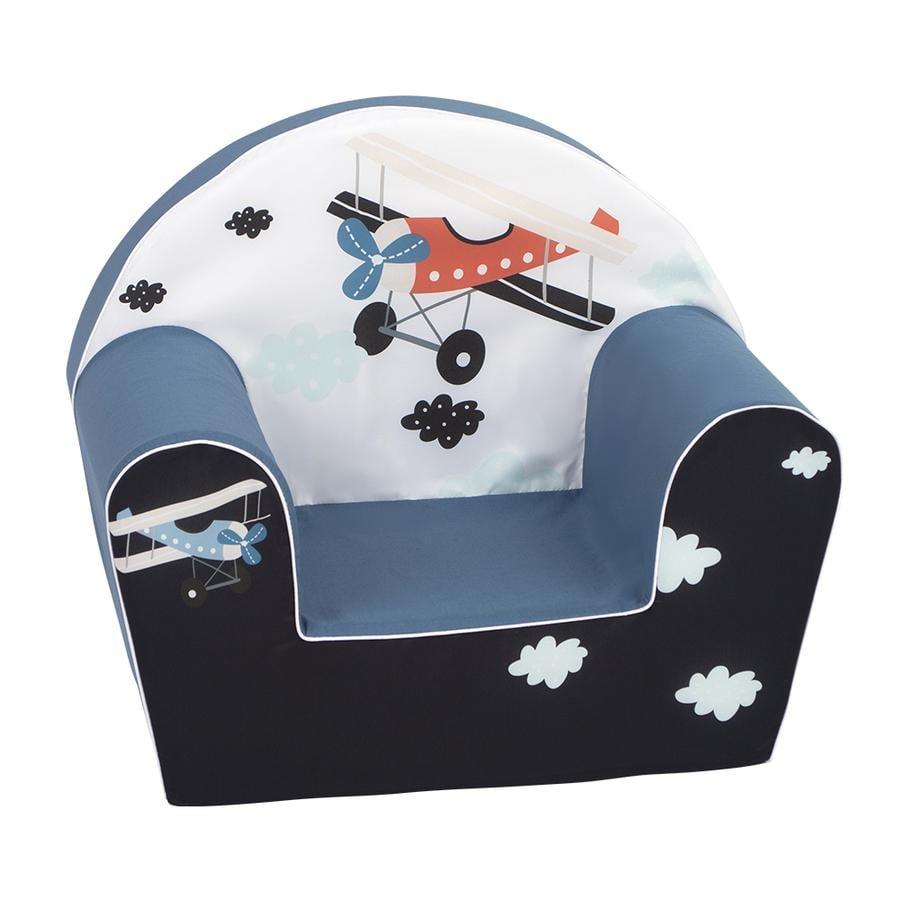 knorr® toys Kindersessel - Plane