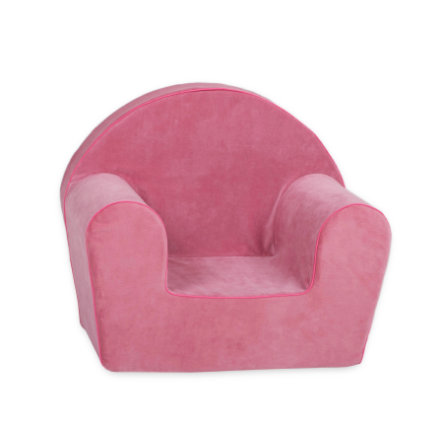 knorr® toys Fauteuil enfant - Soft pink