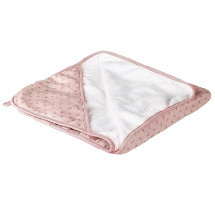 roba Hooded handduk Lil Planet rosa