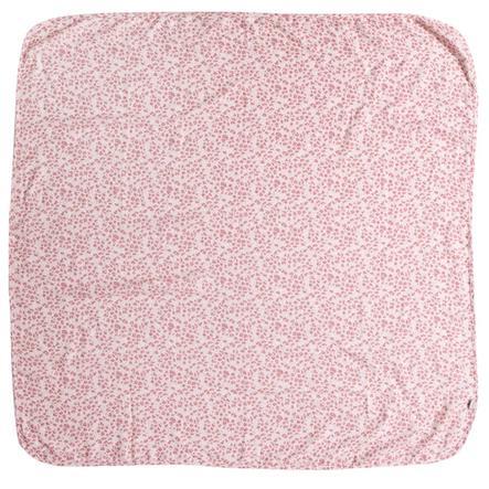 bébé jou® Pieluszka Leopard Pink 110 x 110 cm