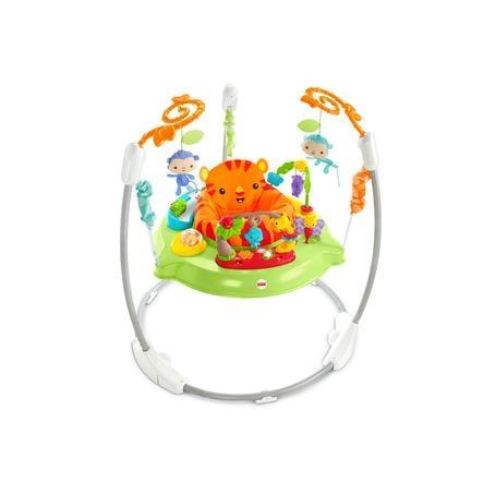 Fisher-Price® Trotteur bébé jungle Jumperoo, sons et lumières