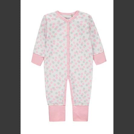KANZ Baby pyjamas 1 stk. b højre hvid | hvid