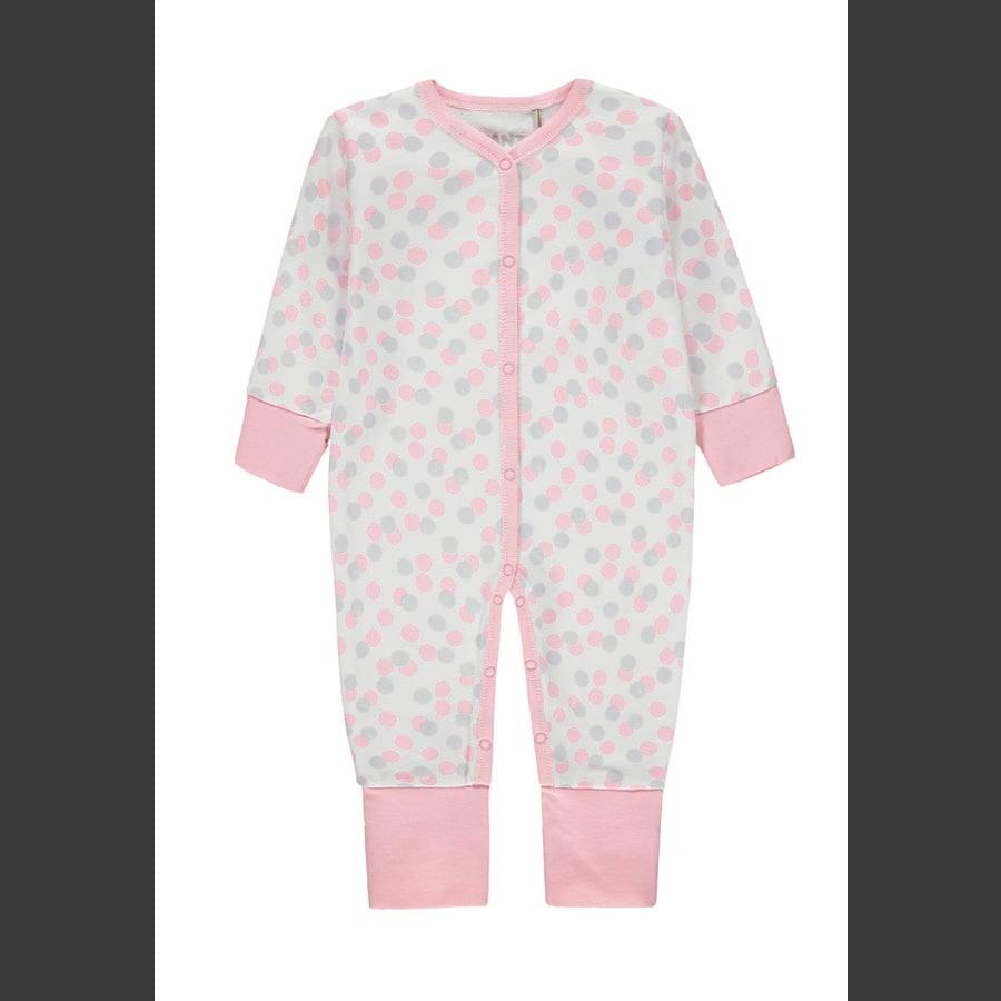KANZ Baby Schlafanzug 1tlg. bright white white