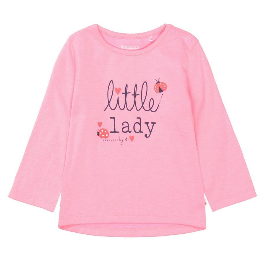 Košile STACCATO měkká růžová