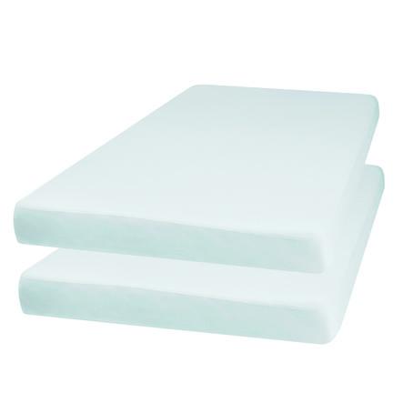 Playshoes  Sábana bajera 2-pack blanco