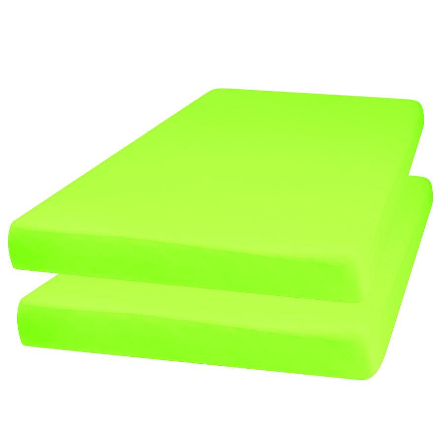 Playshoes Jersey montert ark 2-pakts grønt