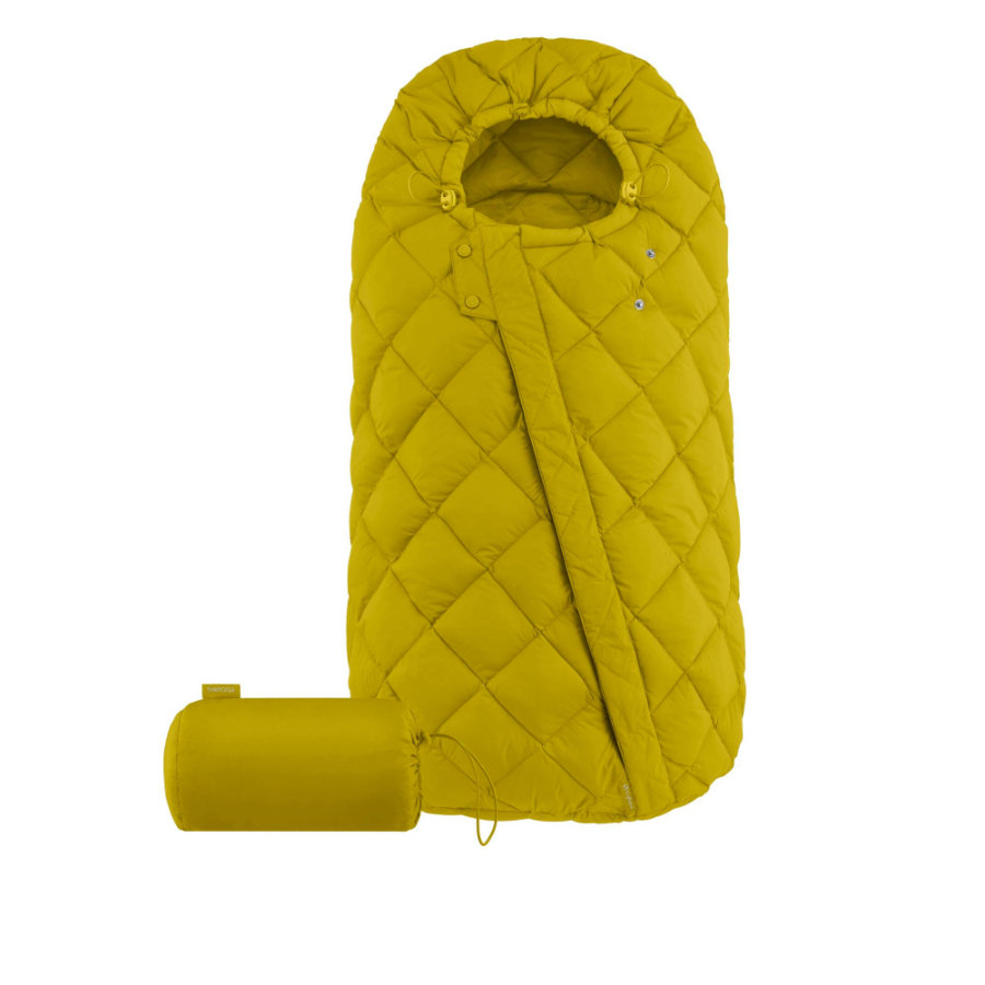 cybex GOLD Fußsack Snogga Mustard Yellow