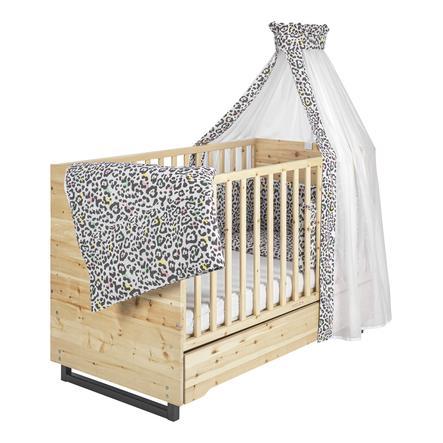 Schardt Parure de lit enfant 4 pièces Leo Multi 100x135 cm