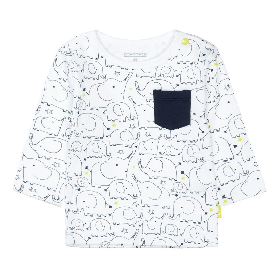 Košile STACCATO bílá