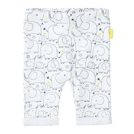 STACCATO  Los leggings white con patrón