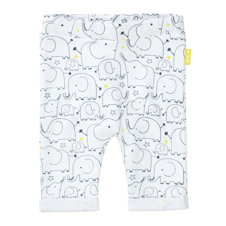 STACCATO leggingsit valkoiset kuvioidut
